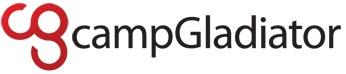 Camp Gladiator Logo Name